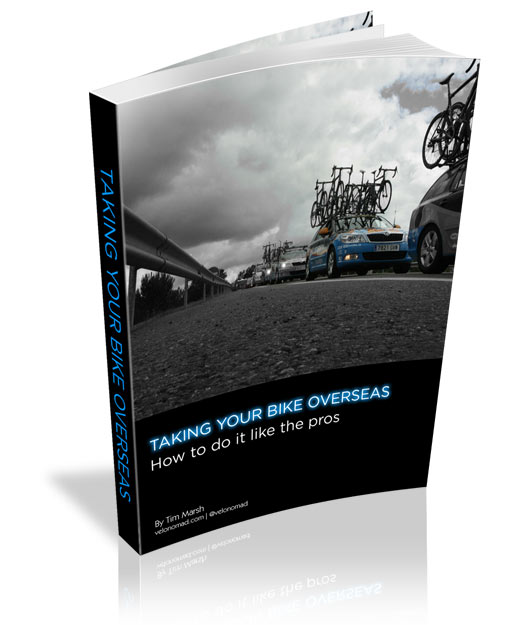 Taking Your Bike Overseas - the ebook guide