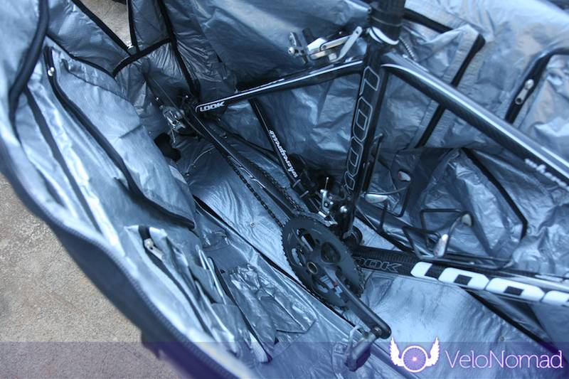 Chain Reaction Cycles Bike Bag Review