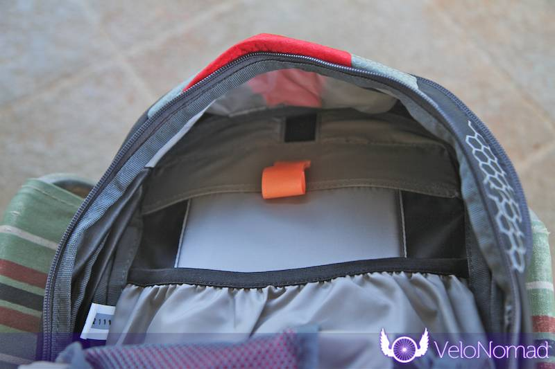 Hydration sleeve and outlet