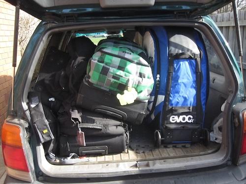 5 weeks of campervan living