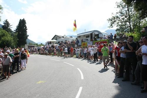 2011 TDF Stage 14 Plateau de Beille