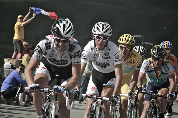 Photos of the Tour de France
