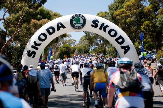 Tour Down under Information: Old Willunga Hill image