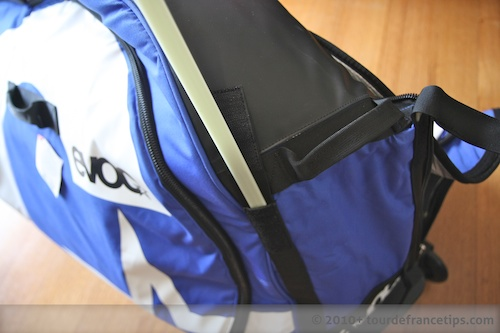 EVOC Bike Travel Bag Review: Stringers