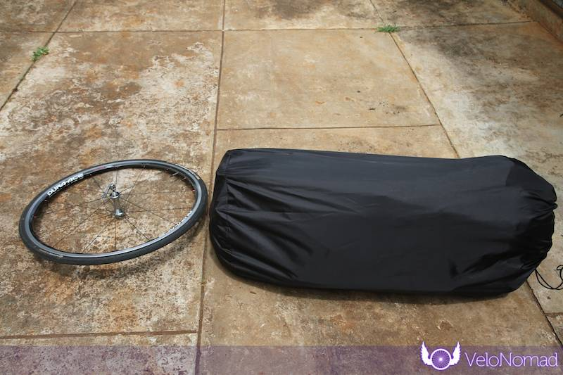 Scicon Aerocomfort 2 TSA bike bag review: castor wheels