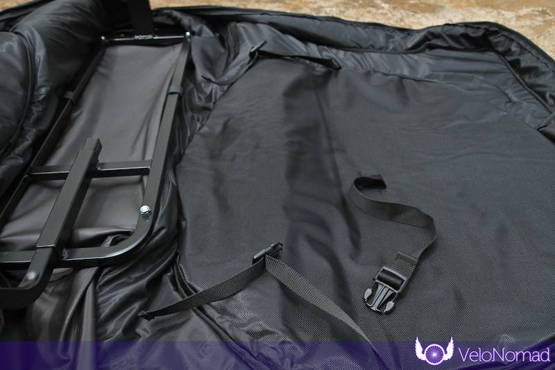 Internal straps